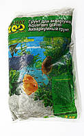 Грунт для аквариума чёрный мелкий 2-5 мм 2 кг