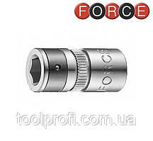 """1/4"""" Битодержатель 1/4″ (F) x 1/4″ (F) L=25 мм"""