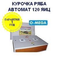 Автоматические инкубаторы Курочка Ряба на 120 яиц