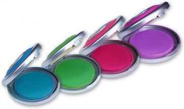 Цветная пудра (мелок) для волос HOT HUEZ - мгновенное окрашивание