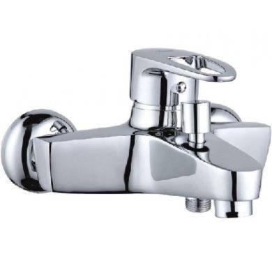 Змішувач ZEGOR ванна короткий SKE-А280 (лат), фото 2