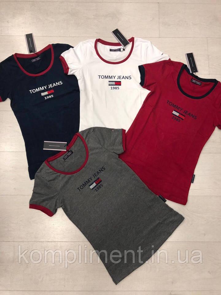 Річна трикотажна жіноча футболка, Туреччина FL 1016