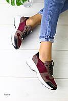 Женские модные кроссовки Louis Vuitton , реплика, фото 1