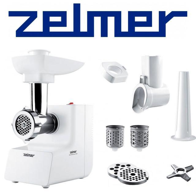 Мясорубка Zelmer (ZMM3854W)