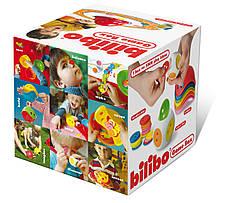 Игрушка Билибо Мини 4+ (6 разноцветных мини Билиба, 1 кубик с чипами 36 шт) MOLUK, фото 3