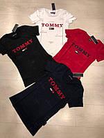 Модна жіноча турецька футболка з написом FL 1021