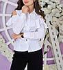 Модная блуза с открытыми плечами, фото 2