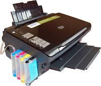 СНПЧ SuperPrint для МФУ Epson Stylus CX7300 CX8300 CX9300