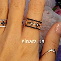 Золотое кольцо на большой палец, фото 5