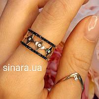 Золотое кольцо на большой палец, фото 4