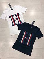 Модная трикотажная женская турецкая футболка с камнями, FL 1027
