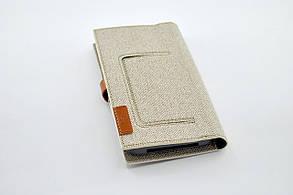 """Чехол-книжка 4you BELT 4""""- 4,4"""" brown универсальная ТОП Продаж! Новый цвет!!!, фото 2"""