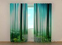 """Фотошторы """"Магия дерева"""" 250 х 260 см природа фото штори шторы с рисунком"""