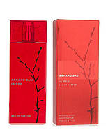 Женская парфюмированная вода Armand Basi In Red Eau de Parfum,(Арманд Баси Ин Ред О Де Парфюм),  100 мл
