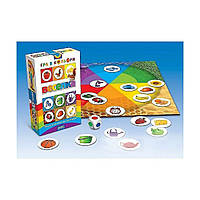 Настольная игра «Веселка» 80063 ТМ: GRANNA