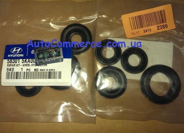Ремкомплект цилиндра тормозного заднего Hyundai HD65, HD78, Богдан А201 E-3, фото 2