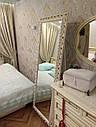 Напольное Зеркало в багетной раме Р12 650*1800, фото 2