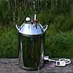 Автоклав электрический, огневой 40л + дистиллятор., фото 2