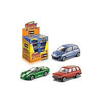 Автомодели в диспенсере, (в ассорт.) 18-30010Y ТМ: Bburago