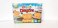 """Детское печенье GULLON """"DIBUS DRAGONS"""" без пальмлвого масла (Испания) 300г"""