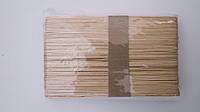 Шпатель для депиляции деревянный ( 100шт.)
