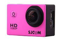 Экшн камера SJCam SJ4000 (розовый)