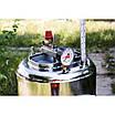 Автоклав огневой на 35л с дистиллятором и сухопарником из нержавейки, фото 3