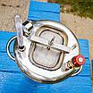 Автоклав огневой на 35л с дистиллятором и сухопарником из нержавейки, фото 5