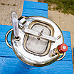 Автоклав на 35л с дистиллятором и сухопарником стеклянным, фото 6