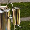 Автоклав огневой 35 литров с дистиллятором, фото 2