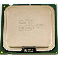 Процессор Intel Celeron D 346 3.06GHz/256/533 (SL9BR) s775, tray