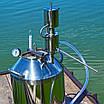 Автоклав на 40 литров с вертикальным дистиллятором, фото 2