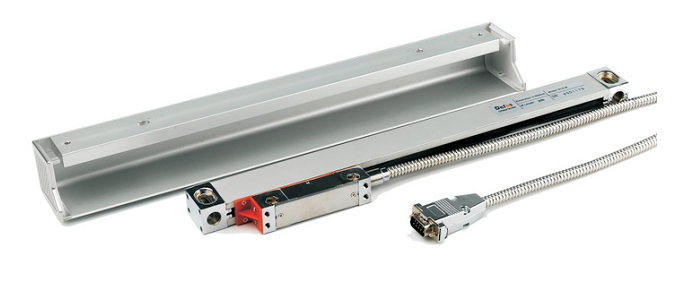 Компактные оптические линейки Delos DLS-S5R350 5 мкм 350 мм (толщина 18 мм)