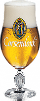 Бокал для пива Сorsendonk Бельгия