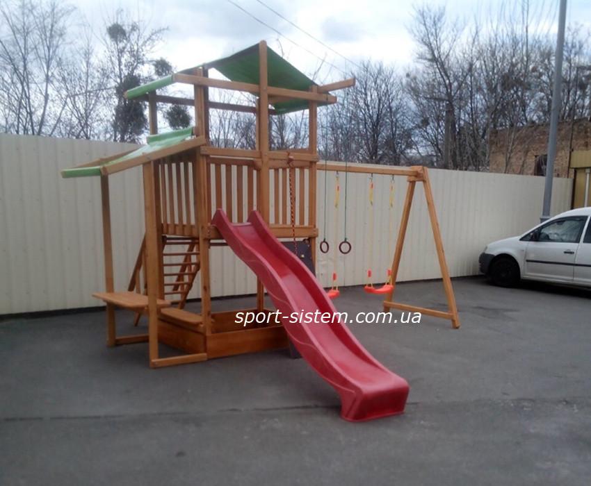 Продажа и установка детского игрового комплекса Пикник