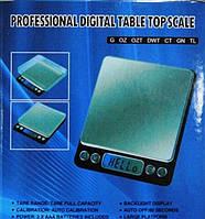 Professional digital tabletopscale. Весы ACS 500gr/0.01g BIG 12000