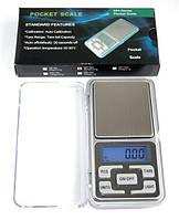 Весы карманные 0.01 до 100г Pocket Scale