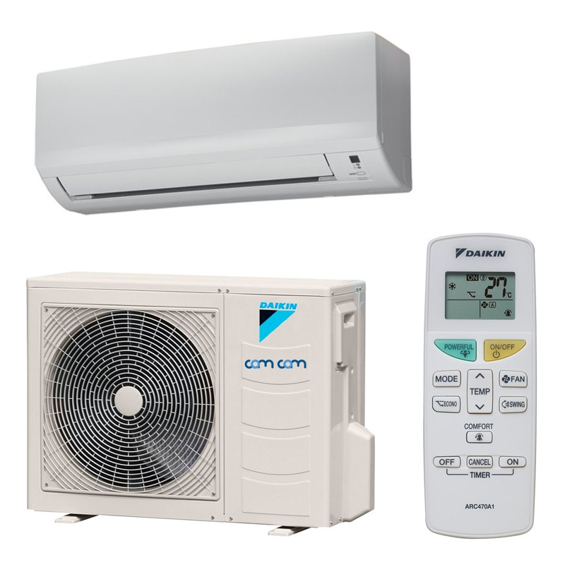 Инверторный кондиционер Daikin до 50 кв.м FTXB50C/RXB50C
