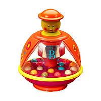 Развивающая игрушка Юла-Мандаринка BX1119Z ТМ: Battat