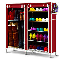 Обувной шкаф Обувь Стойки хранения больших Ёмкость Мебель для дома DIY простой