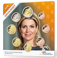 Нидерланды 2016. Официальный годовой набор монет