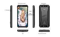 Защищенный смартфон Blackview BV5500 Green 2/16gb MediaTek MT6580P 4400 мАч, фото 6