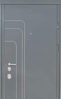 Двери Трэк (Al) Стандарт + «СТРАЖ» (Украина), фото 1