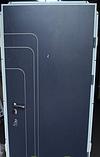 Двері Трек (Al) Стандарт + «СТРАЖ» (Україна), фото 2