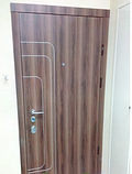 Двері Трек (Al) Стандарт + «СТРАЖ» (Україна), фото 4