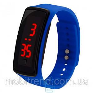 Часы наручные LED Watch A002 синие
