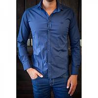 Рубашка Armani синий
