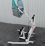 Подъемник для Пациента с функцией Вертикализации AKS ERGOLET Stander, фото 7
