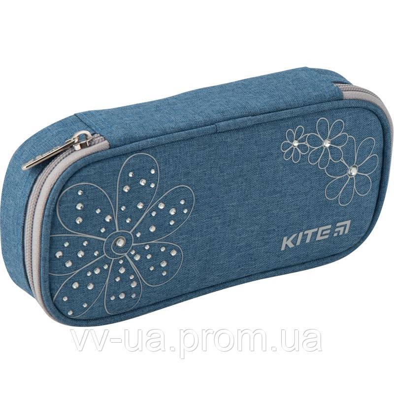 Пенал Kite Education Flowery K19-662-1