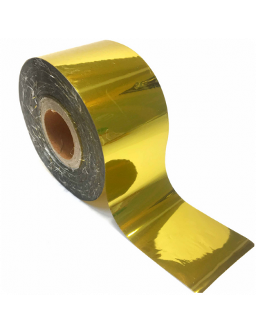 Фольга трансферна золото 1метр